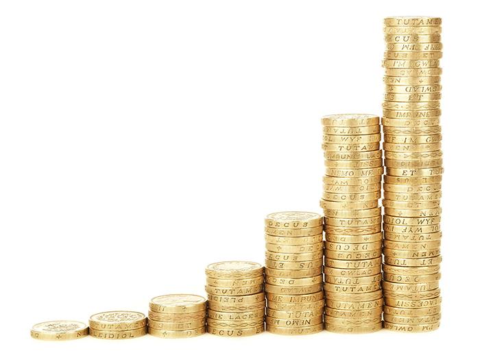 等級による賃金表「賃金テーブル」の種類。